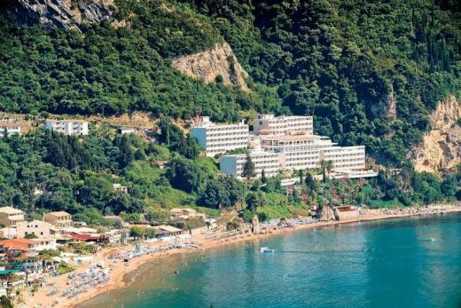 Aquis Agios Gordios Beach Hotel