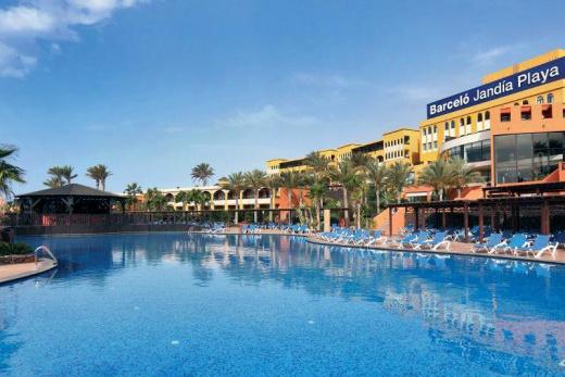 Hotel Barceló Jandía Playa