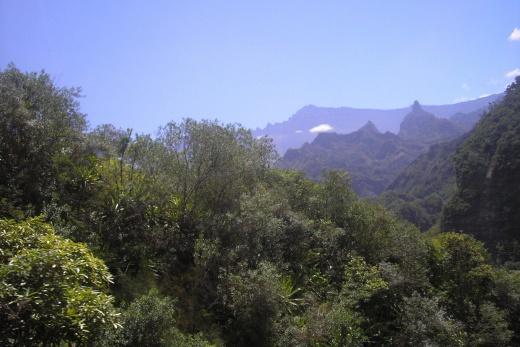 Cestování po Reunionu