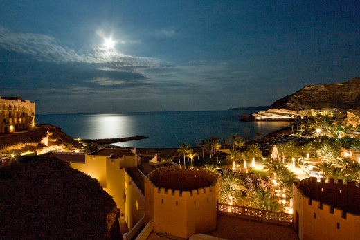 Shangrila Barr Al Jissah Resort Al Bandar
