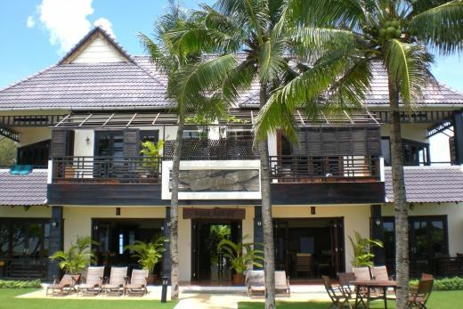 Foto Vietnam - Phan Thiet - Novotel bungalovy