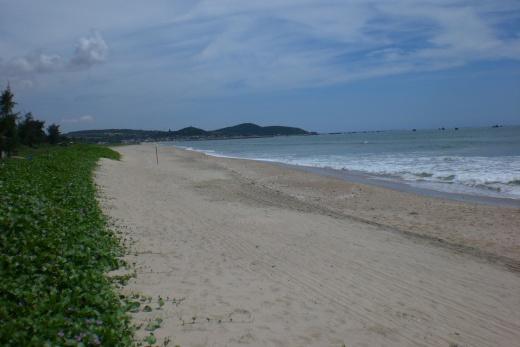 Foto Vietnam - Phan Thiet - Novotel pláž