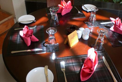 Foto Vietnam - Phan Thiet - Novotel restaurace