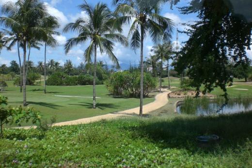 Foto Vietnam - Phan Thiet - Novotel golfové hřiště
