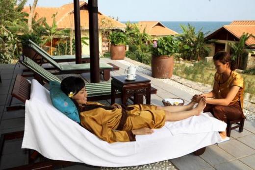 Foto Vietnam - Romana resort masáže