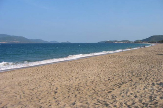 Foto Vietnam - Sunrise Beach