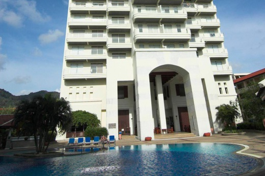 Waterfront Suites by Centara
