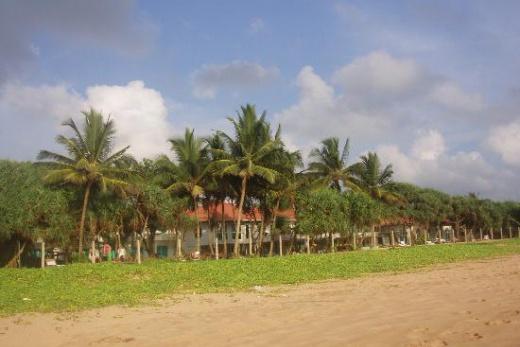 Pandanus Beach