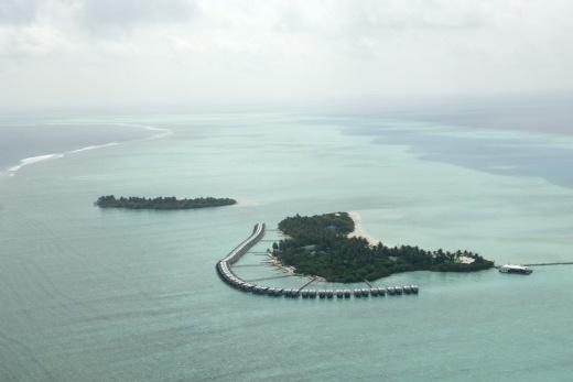Cinnamon Hakuraa Huraa Maldives - Vodní bungalovy