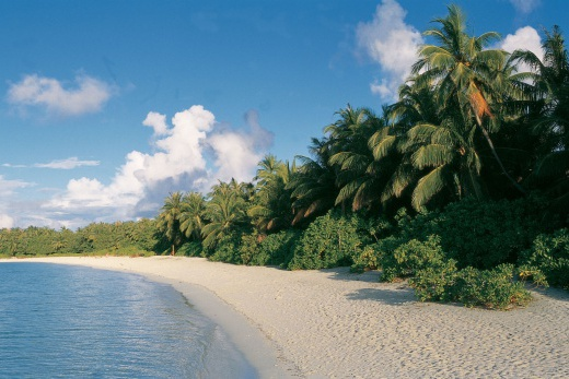 Sun Island Resort & Spa vodní bungalovy