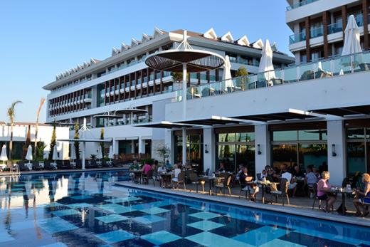 Sensimar Belek Resort & Spa - Resort jen pro dospělé
