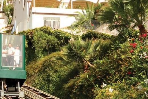 Komplex Antares-hotel Le Terrazze