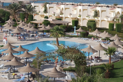 Club Azur Resort Makadi