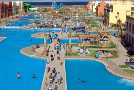 Titanic Resort Hurghada