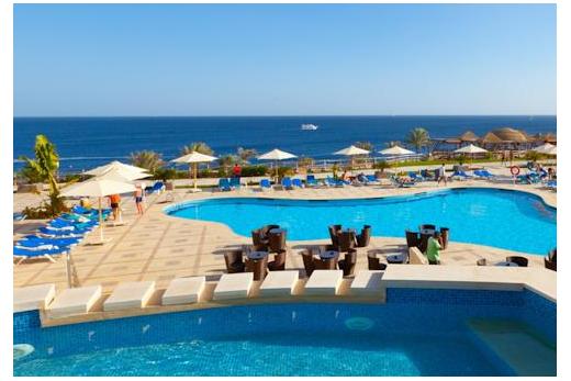 Sunrise Island View Resort