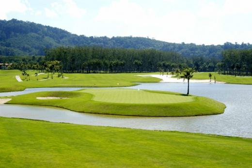 Mission Hills Phuket Golf Resort & Spa golfové hřiště