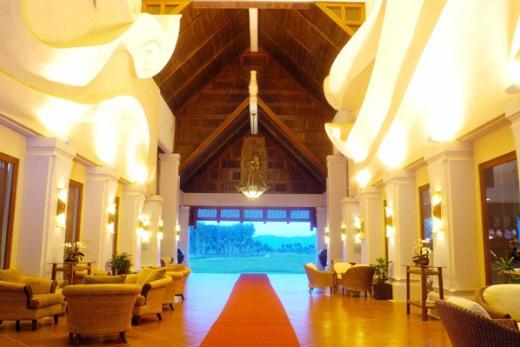 Mission Hills Phuket Golf Resort & Spa vstup