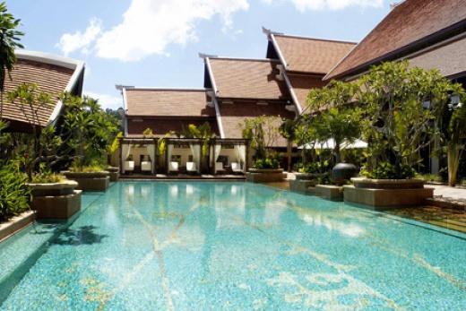 Mission Hills Phuket Golf Resort & Spa bazén