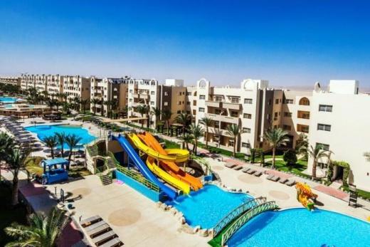 Nubia Aqua Resort Hurghada