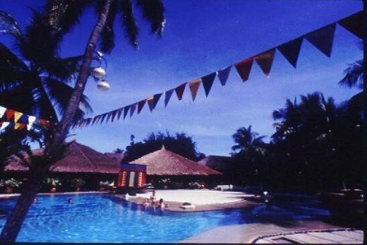 Maribago Blue Water bazen