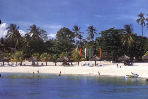 Maribago Blue Water