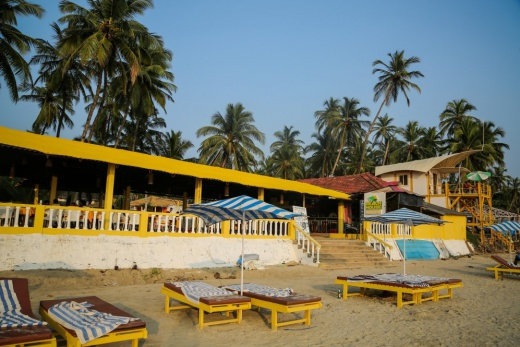 Palolem Beach Resort
