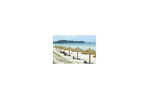 White Sand beach Nha Trang