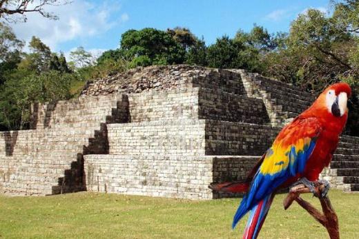 Skvosty Střední Ameriky (Mexiko, Guatemala, Honduras a Belize)