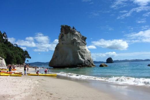 12 denní zájezd - Poznávací okruh Severním Ostrovem