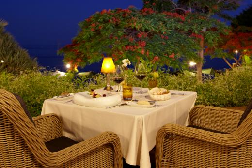 Cliff Bay resort