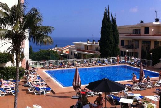 Estrelicia hotel