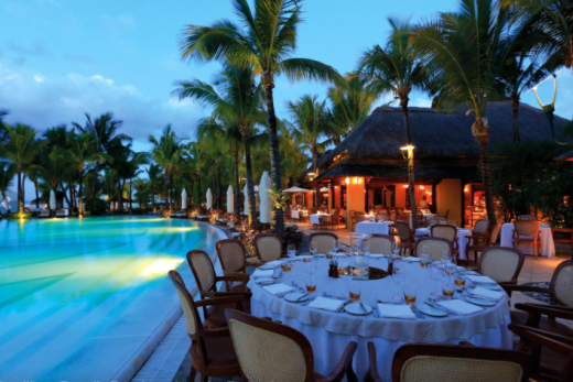 Paradis Beachcomber Golf Resort & Spa