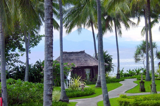 Holiday Inn-zahrada