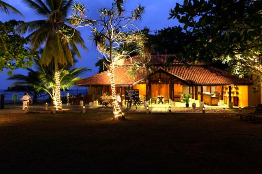 The Palms Hotel Beruwela