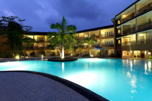 The Palms Hotel Beruwela
