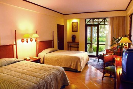 Holiday Inn-pokoj Garden Chalet twin