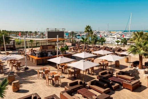 Le Meridien Mina Seyahi Beach