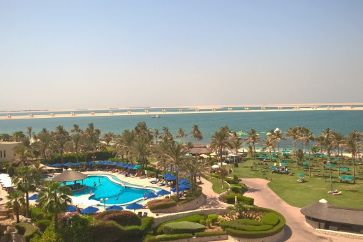 JA Beach Hotel (ex. Jebel Ali Beach )