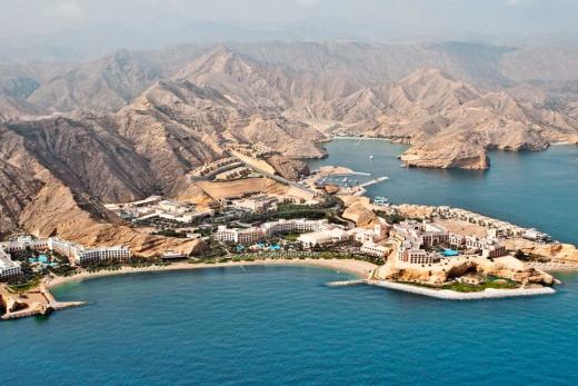Dubaj a Muscat