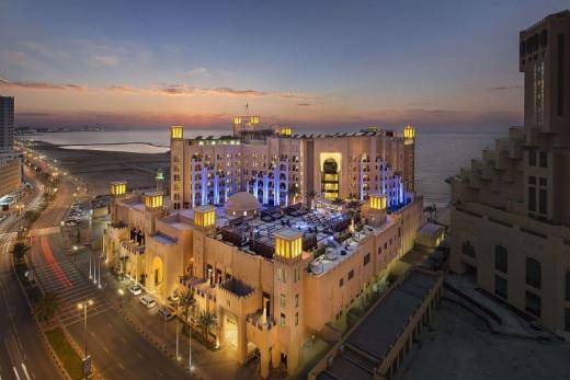 Bahi Ajman Palace Hotel (ex. The Ajman Palace)