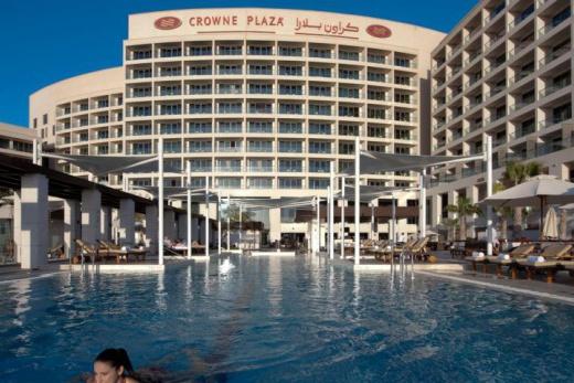 Crowne Plaza Abu Dhabi Yas Island