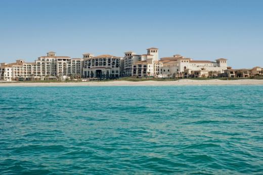 The St. Regis Saadiyat Island Abu Dhabi