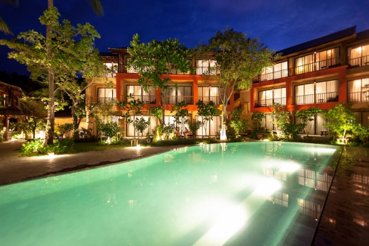 Buri Rasa Beach Koh Phangan