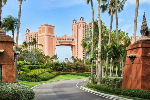 Atlantis - Coral Tower