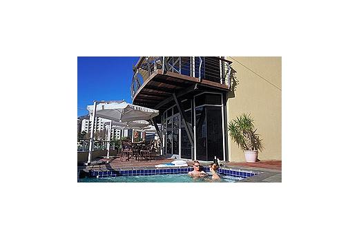 City Lodge Victoria bazének