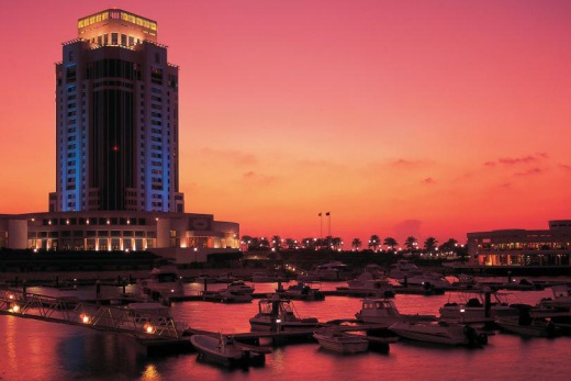 The Ritz-Carlton Doha Hotel