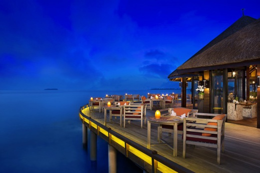 JA Manafaru Resort & Spa
