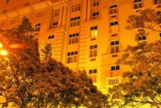 Park Inn Greenmarket Square pohled na hotel
