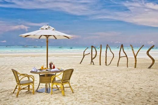 Fridays Boracay