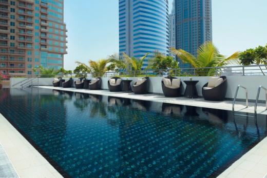Mövenpick Hotel Jumeirah Lakes Towers